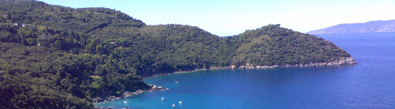 Cala Grande Bay, Argentario Promontory