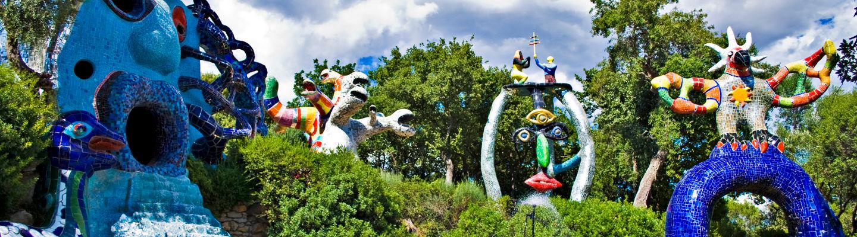 Tarot Garden, Tuscany