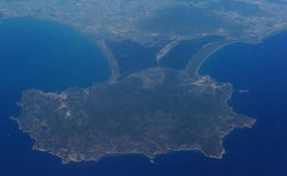Argentario Promontory and Orbetello Lagoon