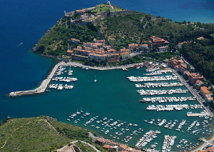 video of Porto Ercole, Tuscany