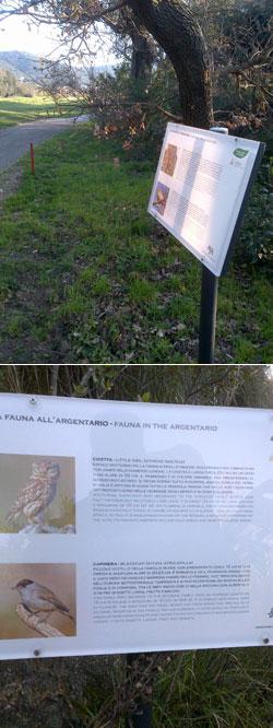 Eco-friendly golf course, Tuscany