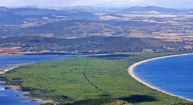 The Argentario Coast, Tuscany