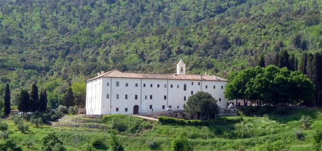 Passionisti Convent in Tuscany, Argentario