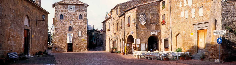 Sovana, Maremma Tuscany