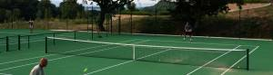 Tennis clinic in Maremma Tuscany