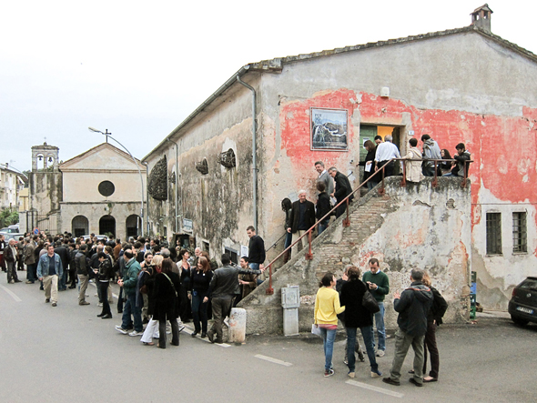 Il Frantoio, Capalbio