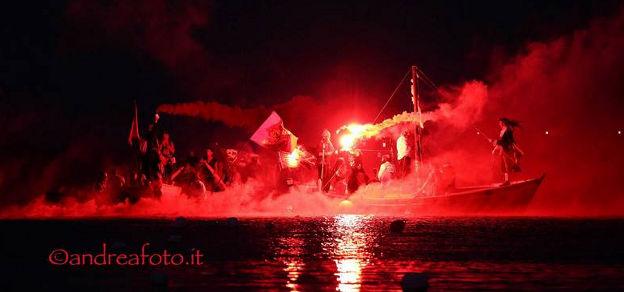 Pirates night in Tuscany - Porto Ercole