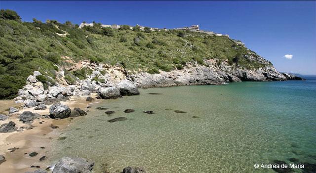 Le Viste Beach, Argentario, Maremma Tuscany