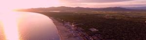 Maremma drone video