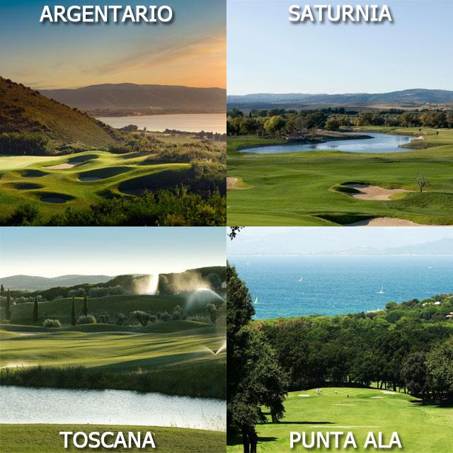 Reasons to play golf in Maremma Tuscany