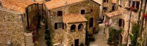 Montemerano, Maremma Tuscany - image from minorsights.