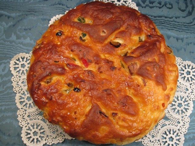 Pagnottella di Natale, image from atavolaconmammazan.blogspot.it