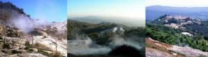 Parco Geotermico delle Biancane , Maremma Tuscany