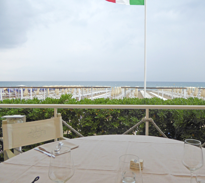 Lunch on the Tuscan Coast