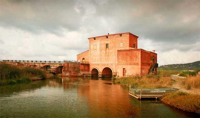 Casa Rossa Ximenes, Castiglione della Pescaia, Maremma Tuscany