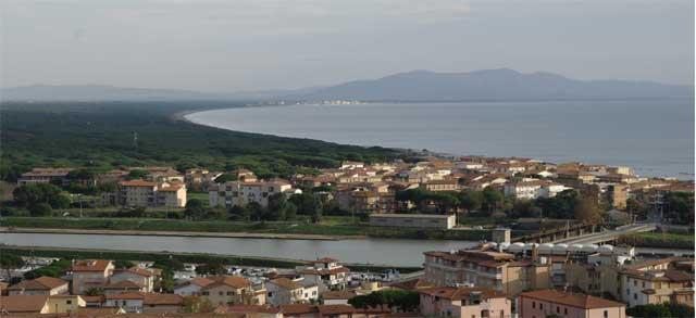 Castiglione della Pescaia, Maremma Tuscany