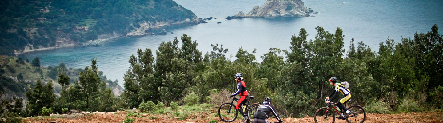 Cycling in Maremma Tuscany: Monte Argentario